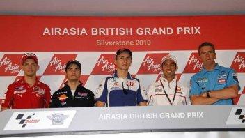 Moto - News: Silverstone: nemmeno la Play aiuta