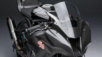 SBK: SBK: ecco la Kawasaki per il 2011