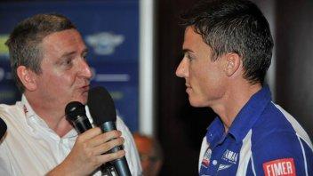 Moto - News: Rossi fa arrabbiare Toseland