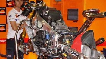 Moto - News: Test MotoGP: Lorenzo non rallenta