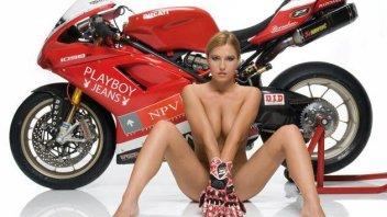 Moto - News: Marchetti 2 mesi dopo l'infortunio