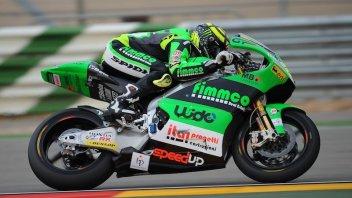 Moto - News: Moto2: comanda Iannone