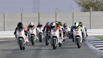 Moto - News: Europeo: Italiani a secco