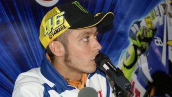 """Rossi: """"Manca grip. E tiferò Alonso"""""""