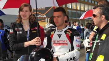 Moto - News: SBK: Berger con Supersonic