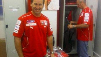 Moto - News: Il team di Burgess è già in Rosso