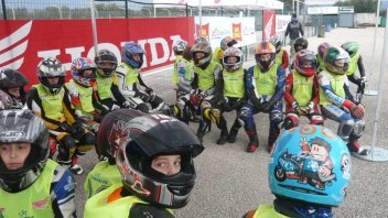 Moto - News: Selezionati i 18 piloti dell'Honda HIRP