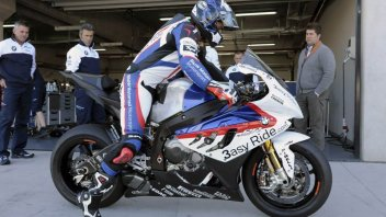 Moto - News: La BMW al caldo