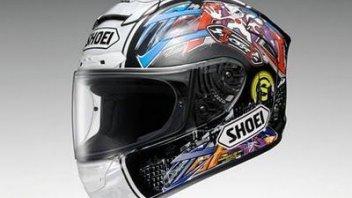 Moto - News: Un casco in onore di Tomizawa