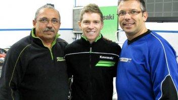 Moto - News: SBK: AItchison con Pedercini