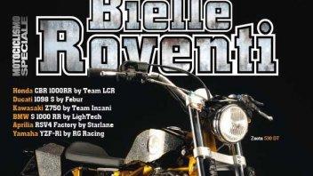 """Moto - News: In edicola """"Bielle Roventi"""""""