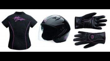 Moto - News: Harley-Davidson: Pink Label Collection 2011