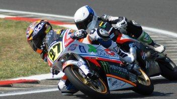 Moto - News: MiniGP: Luca Marini vince ancora