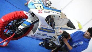 Moto - News: Moto3: Locatelli ha provato la Sherco