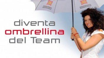 Moto - News: Cercasi ombrelline per il Mugello