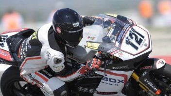 Moto - News: Fabrizio Corona sponsor Supersonic