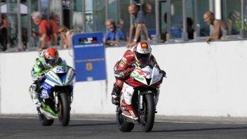 Moto - News: Terza vittoria (su 3) per Dionisi