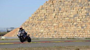 Moto - News: La Superbike in Spagna