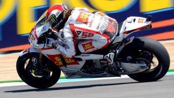 Moto - News: Simoncelli: la cronaca AUDIO di giovedì