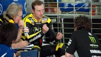 Moto - News: Edwards operato in Spagna