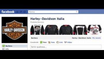 Moto - News: Harley-Davidson Italia: dopo quattro mesi, 60.000 estimatori su Facebook