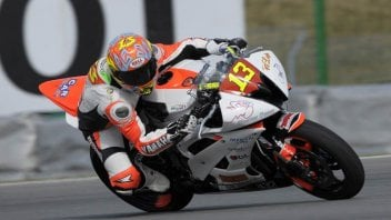 Moto - News: Lombardi in pole nell'Europeo