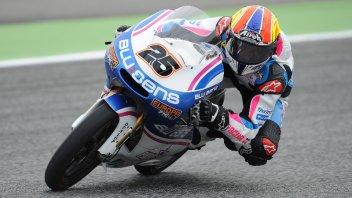 Moto - News: 125: terza pole di Vinales
