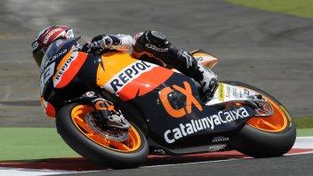 Moto - News: Moto2: terza pole di Marquez