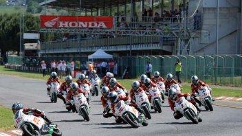 Moto - News: A Imola Honda cerca giovani campioni