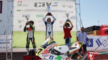 Moto - News: Luca Marini: quarta vittoria su quattro