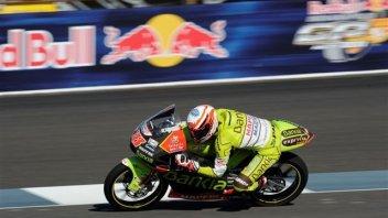 Moto - News: 125. Pole di Nico Terol