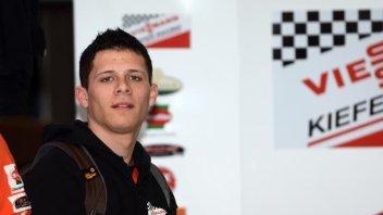 Moto - News: Moto2: Bradl in pole position