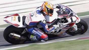 Moto - News: SBK: Xavi Fores sulla BMW di Toseland
