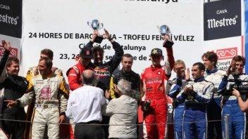 Moto - News: Lorenzo vince la 24 Ore di Barcellona