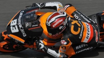 Moto - News: Moto2: Marquez ingrana la sesta