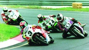 Moto - News: Passerella di campioni a Vallelunga