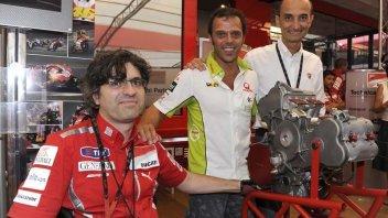 Moto - News: Arrivabene: siamo sempre con Ducati
