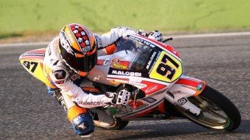Moto - News: MiniGP. Sesta vittoria per Luca Marini