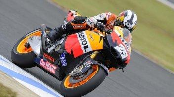 MotoGP: MotoGP: fra i 2 litiganti Pedrosa gode