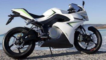 Moto - News: Mercato: arriva l'elettrico