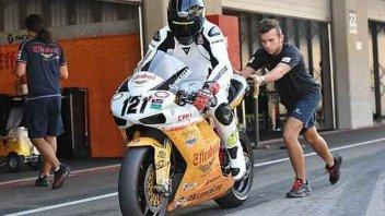 Moto - News: Maxime Berger con il team Effenbert