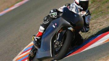 Moto - News: SI rivede la Bimota con Ruben Xaus