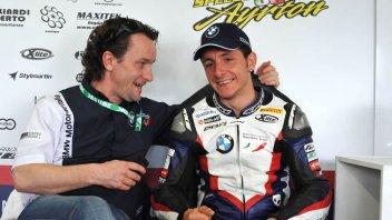 SBK: SBK: BMW Italia, fratelli... parenti