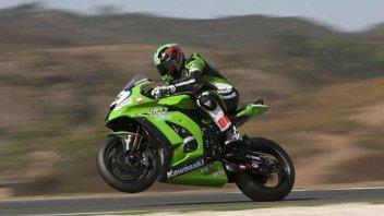 SBK: SBK: Kawasaki di nuovo in pista
