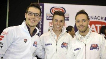 Moto - News: Il Team Pata punta sui giovani