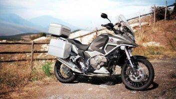 Moto - News: Crosstourer: l'eleganza dell'avventura