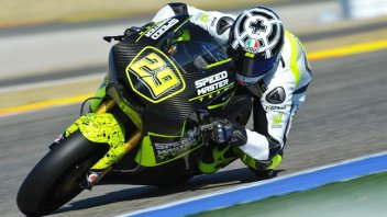Moto - News: Moto2: Iannone test a Vallelunga