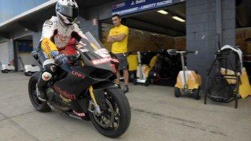 Moto - News: STK: In Australia anche la Panigale