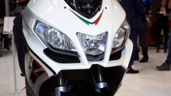 Moto - News: Motodays Live - Stand Aprilia