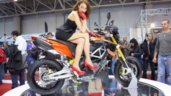 Moto - News: Le belle in moto al MotoDays